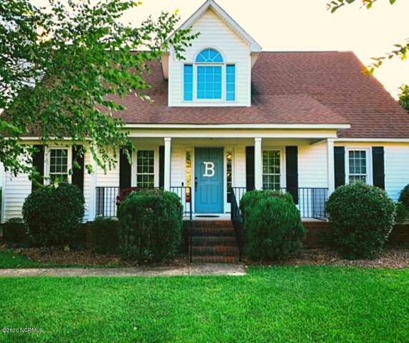 101 Poplar Branches Close, Winterville, NC 28590 (MLS #100231095) :: Berkshire Hathaway HomeServices Prime Properties
