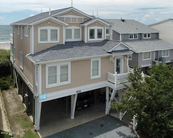 835 Ocean Boulevard W, Holden Beach, NC 28462 (MLS #100231101) :: Frost Real Estate Team