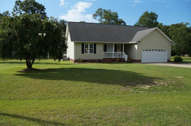 75 Pirate Cove Road, Washington, NC 27889 (MLS #100231116) :: The Chris Luther Team