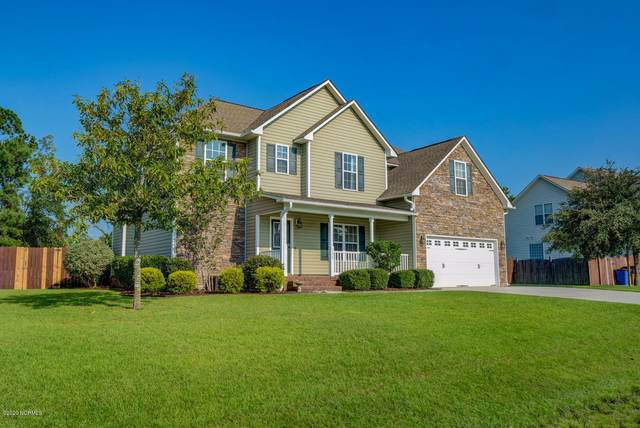 125 Louie Lane, Jacksonville, NC 28540 (MLS #100231141) :: The Keith Beatty Team