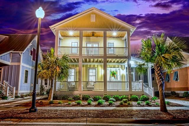 1312 Pinfish Lane, Carolina Beach, NC 28428 (MLS #100231142) :: Thirty 4 North Properties Group