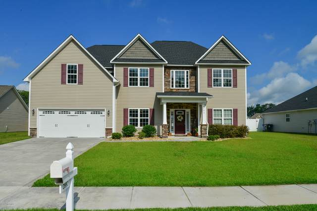 2892 Oakwood Drive, Winterville, NC 28590 (MLS #100231145) :: Berkshire Hathaway HomeServices Prime Properties