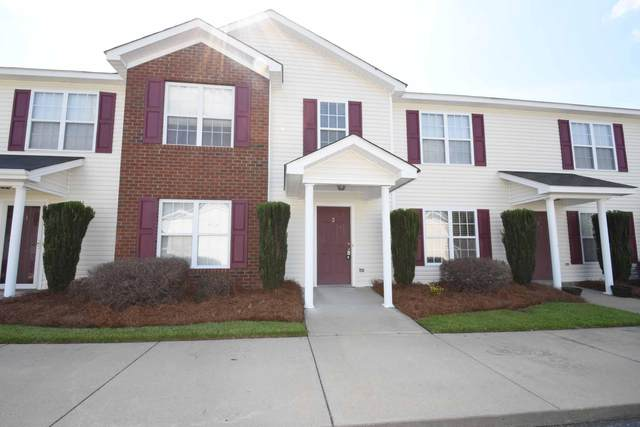 1548 Manning Forest Drive M2, Greenville, NC 27834 (MLS #100231183) :: Berkshire Hathaway HomeServices Prime Properties