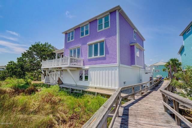 104 Teakwood Drive, Carolina Beach, NC 28428 (MLS #100231232) :: RE/MAX Essential