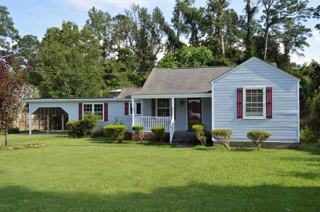 709 E Wilmington Street, Burgaw, NC 28425 (MLS #100231244) :: Courtney Carter Homes