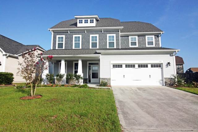 320 Belvedere Drive, Holly Ridge, NC 28445 (MLS #100231249) :: The Chris Luther Team