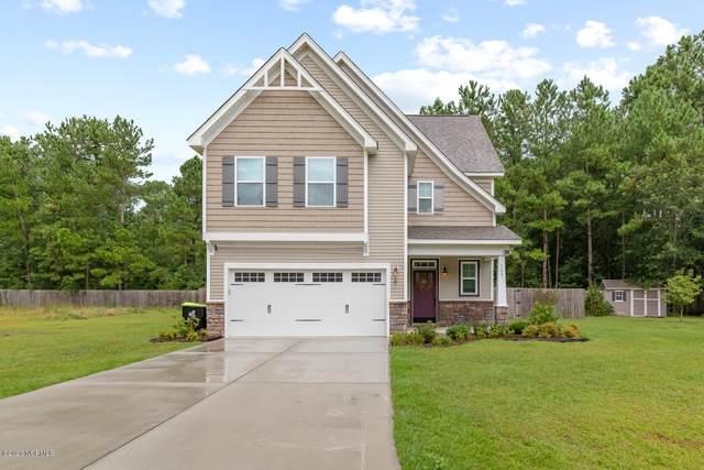 100 Cottle Court, Richlands, NC 28574 (MLS #100231269) :: Courtney Carter Homes