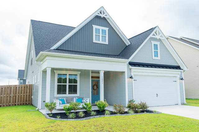 1621 Pointing Griffon Place, Wilmington, NC 28411 (MLS #100231274) :: The Chris Luther Team