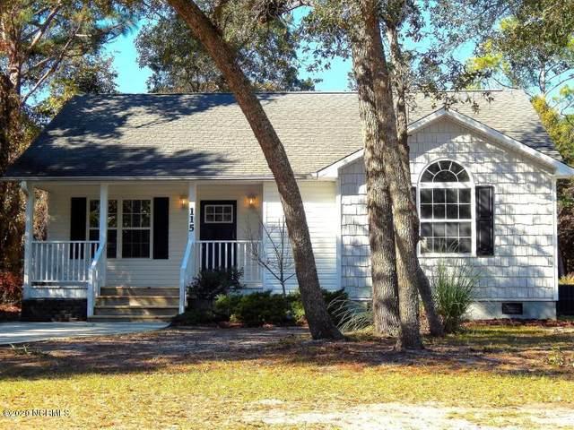 115 NE 29th Street, Oak Island, NC 28465 (MLS #100231288) :: Lynda Haraway Group Real Estate
