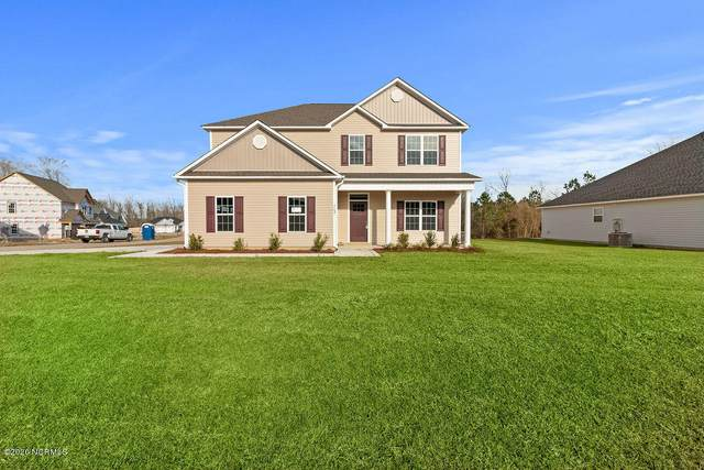 204 Moonstone Court, Jacksonville, NC 28546 (MLS #100231300) :: Stancill Realty Group
