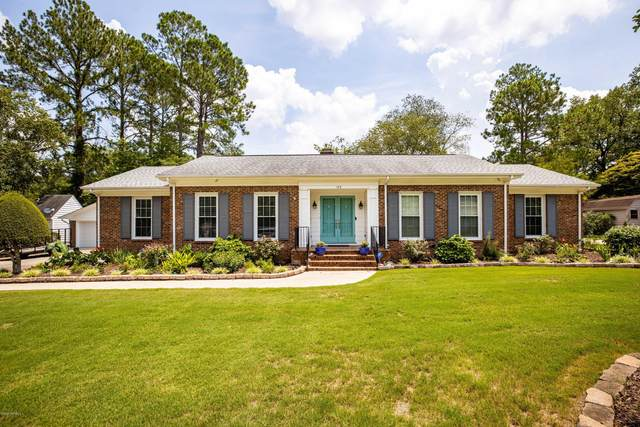 103 Oxford Road, Greenville, NC 27858 (MLS #100231417) :: RE/MAX Elite Realty Group