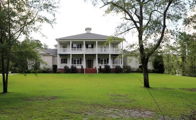 1016 Wiley Gaskins Road, Grifton, NC 28530 (MLS #100231421) :: Berkshire Hathaway HomeServices Prime Properties