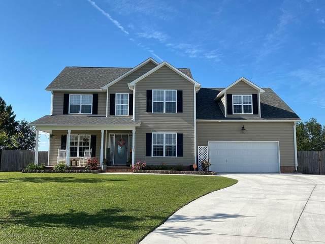 202 Newhan Court, Jacksonville, NC 28546 (MLS #100231444) :: David Cummings Real Estate Team