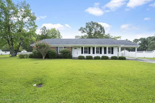 508 Pine Valley Road, Jacksonville, NC 28546 (MLS #100231472) :: David Cummings Real Estate Team