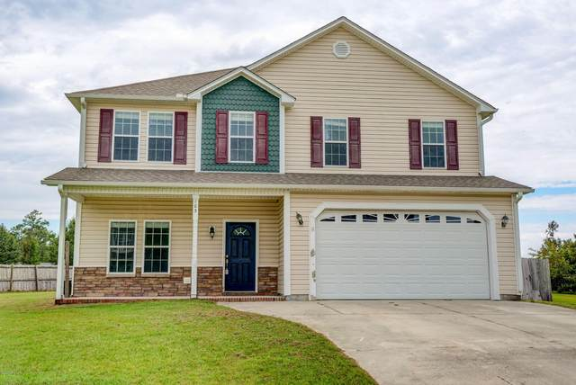 203 Tucksey Court N, Hubert, NC 28539 (MLS #100231496) :: Berkshire Hathaway HomeServices Hometown, REALTORS®