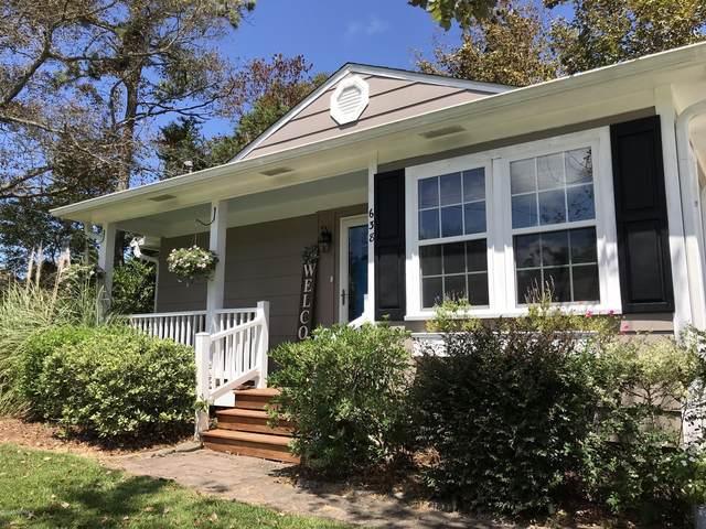 638 W Shore Drive, Swansboro, NC 28584 (MLS #100231509) :: Thirty 4 North Properties Group
