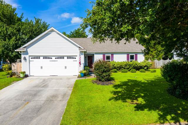 3725 Habberline Street, Wilmington, NC 28412 (MLS #100231515) :: Castro Real Estate Team