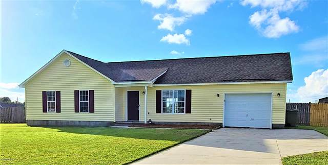 103 Annie Road, Richlands, NC 28574 (MLS #100231519) :: Courtney Carter Homes