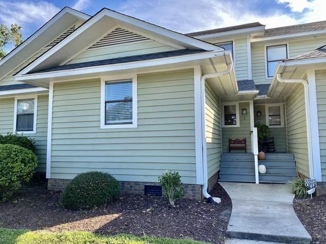 10165 Creekside Drive SE #2, Leland, NC 28451 (MLS #100231522) :: The Keith Beatty Team