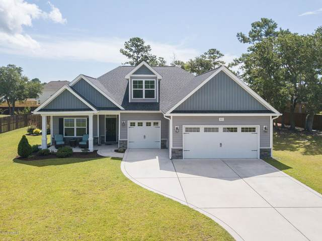321 Red Cedar Drive, Sneads Ferry, NC 28460 (MLS #100231543) :: The Keith Beatty Team