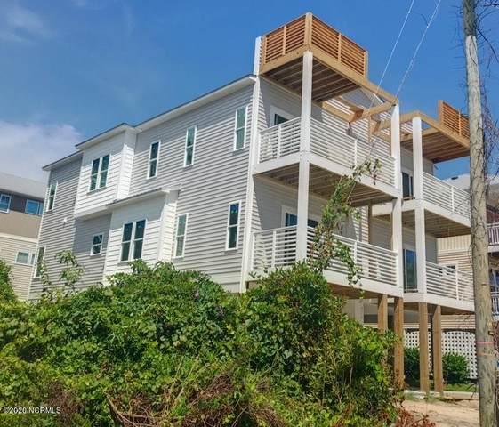 604 North Carolina Avenue #1, Carolina Beach, NC 28428 (MLS #100231561) :: RE/MAX Essential