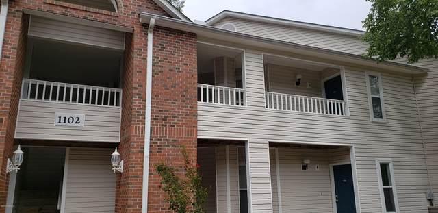 1102 Turtle Creek Road H, Greenville, NC 27858 (MLS #100231569) :: RE/MAX Elite Realty Group