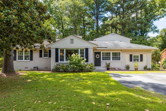1115 S Overlook Drive, Greenville, NC 27858 (MLS #100231580) :: The Chris Luther Team