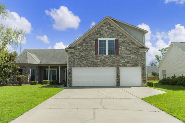 207 Conifer Drive, Hampstead, NC 28443 (MLS #100231581) :: Lynda Haraway Group Real Estate