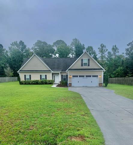 254 Everett Yopp Drive, Sneads Ferry, NC 28460 (MLS #100231606) :: The Keith Beatty Team