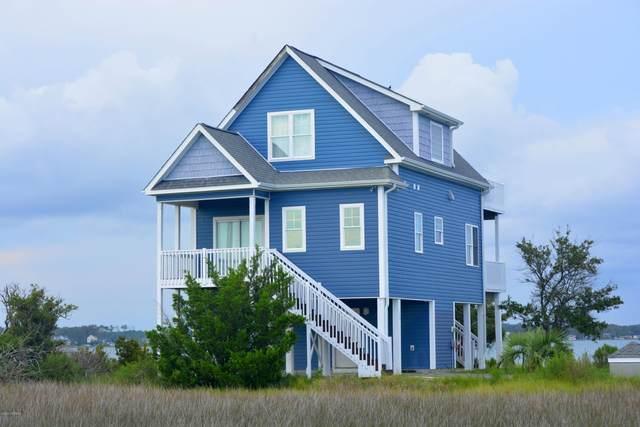 110 Swing Easy Lane, Harkers Island, NC 28531 (MLS #100231610) :: RE/MAX Elite Realty Group