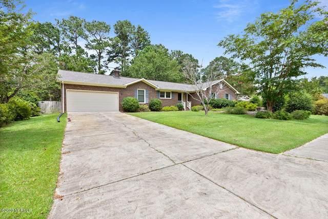 913 Welsh Lane, Jacksonville, NC 28546 (MLS #100231616) :: Carolina Elite Properties LHR