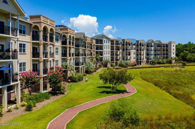 3100 Marsh Grove Lane #3204, Southport, NC 28461 (MLS #100231635) :: RE/MAX Elite Realty Group