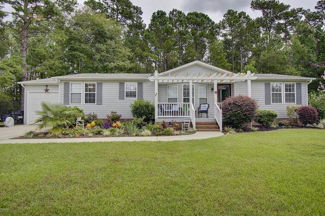 911 Palmer Drive, Carolina Shores, NC 28467 (MLS #100231637) :: The Chris Luther Team