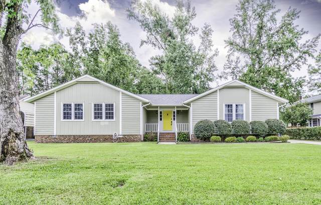 1508 Clifton Road, Jacksonville, NC 28540 (MLS #100231641) :: Berkshire Hathaway HomeServices Prime Properties