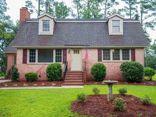 112 Woodland Drive, Havelock, NC 28532 (MLS #100231642) :: Berkshire Hathaway HomeServices Prime Properties