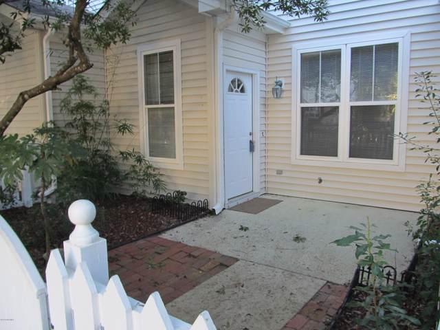 5813 Wrightsville Avenue #140, Wilmington, NC 28403 (MLS #100231648) :: RE/MAX Essential