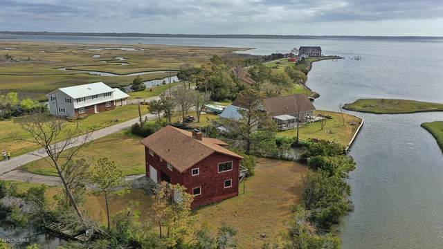 108 River Drive, Beaufort, NC 28516 (MLS #100231677) :: RE/MAX Elite Realty Group