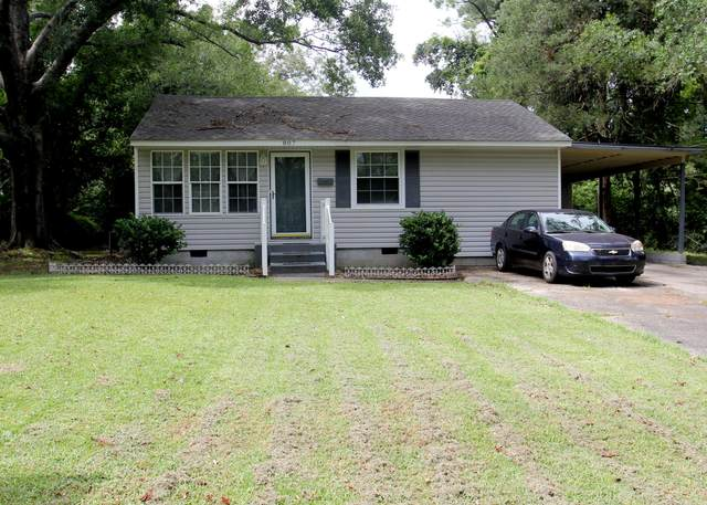 807 River Street, Jacksonville, NC 28540 (MLS #100231679) :: Carolina Elite Properties LHR