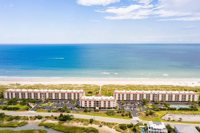 2400 N Lumina Avenue #1105, Wrightsville Beach, NC 28480 (MLS #100231731) :: Carolina Elite Properties LHR