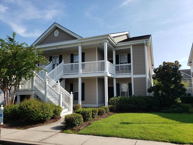 893 Great Egret Circle SW #4, Sunset Beach, NC 28468 (MLS #100231733) :: The Chris Luther Team