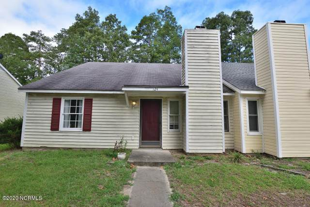 124 Chesapeake Court, Rocky Mount, NC 27804 (MLS #100231742) :: RE/MAX Elite Realty Group