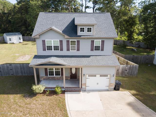 541 Old Folkstone Road, Holly Ridge, NC 28445 (MLS #100231765) :: RE/MAX Elite Realty Group