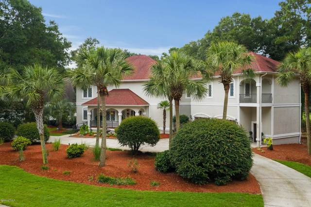 409 Egret Drive, Sunset Beach, NC 28468 (MLS #100231830) :: The Oceanaire Realty