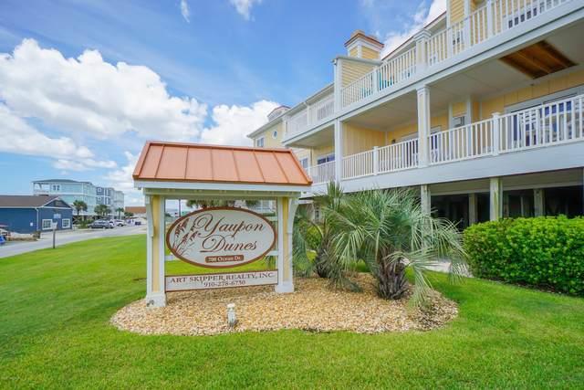 700 Ocean Drive #204, Oak Island, NC 28465 (MLS #100231842) :: The Oceanaire Realty