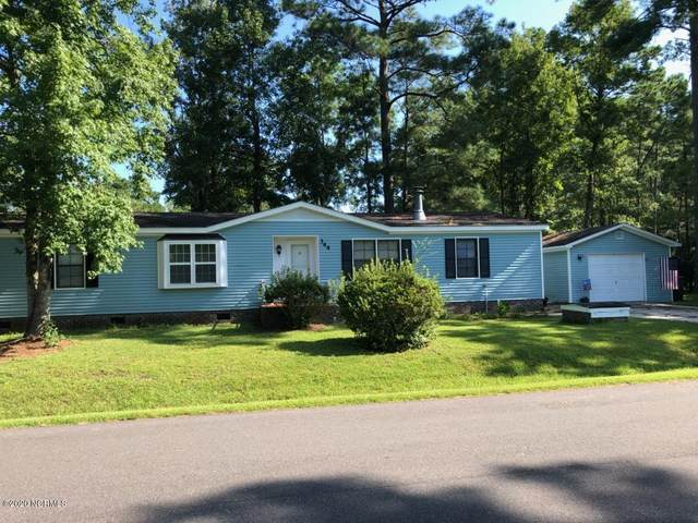 344 Ocean Forest Drive NW, Calabash, NC 28467 (MLS #100231873) :: RE/MAX Elite Realty Group