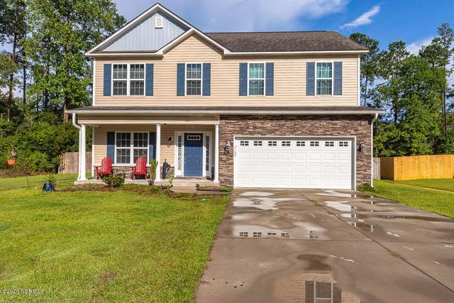 214 Stephen Court, Havelock, NC 28532 (MLS #100231943) :: Berkshire Hathaway HomeServices Hometown, REALTORS®