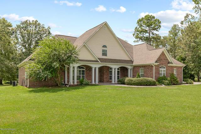 1409 S Stage Coach Trail, Jacksonville, NC 28546 (MLS #100232024) :: The Bob Williams Team