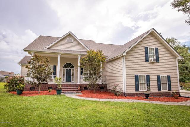 85 Alton D Rivenbark Road, Hampstead, NC 28443 (MLS #100232066) :: Vance Young and Associates