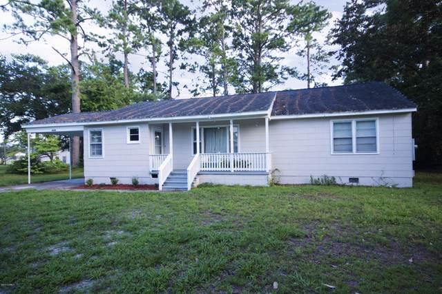 2604 W Forest Drive, Newport, NC 28570 (MLS #100232068) :: Donna & Team New Bern