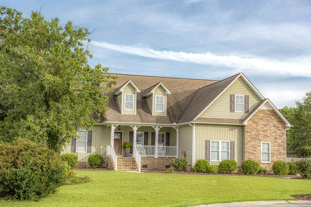 102 Barkside Lane, New Bern, NC 28562 (MLS #100232118) :: Barefoot-Chandler & Associates LLC
